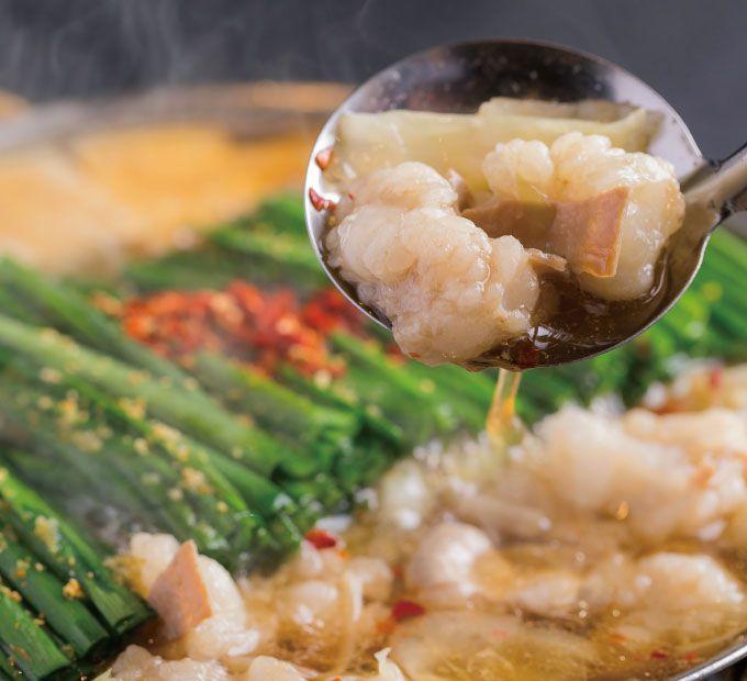 もつ鍋 しょうゆ味