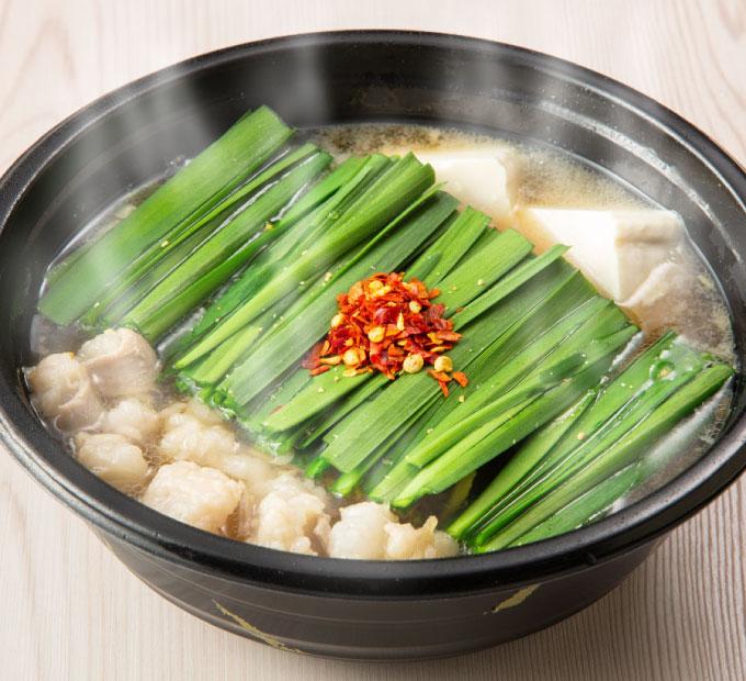 【テイクアウト】博多もつ鍋 しょうゆ味